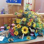 Old Buckenham Methodist Church Flower Festival